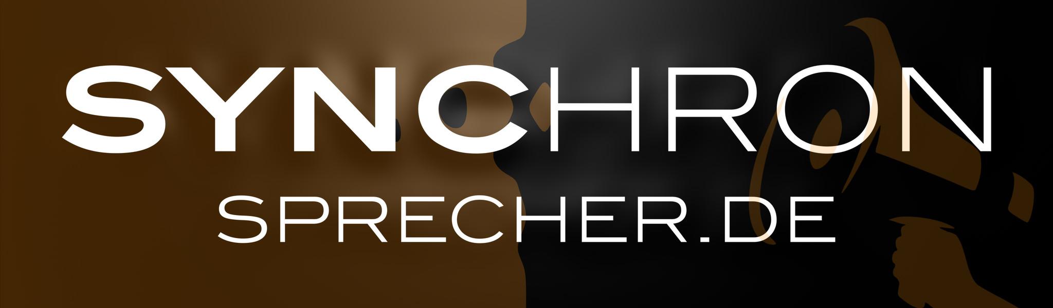 Synchronsprecher Logo