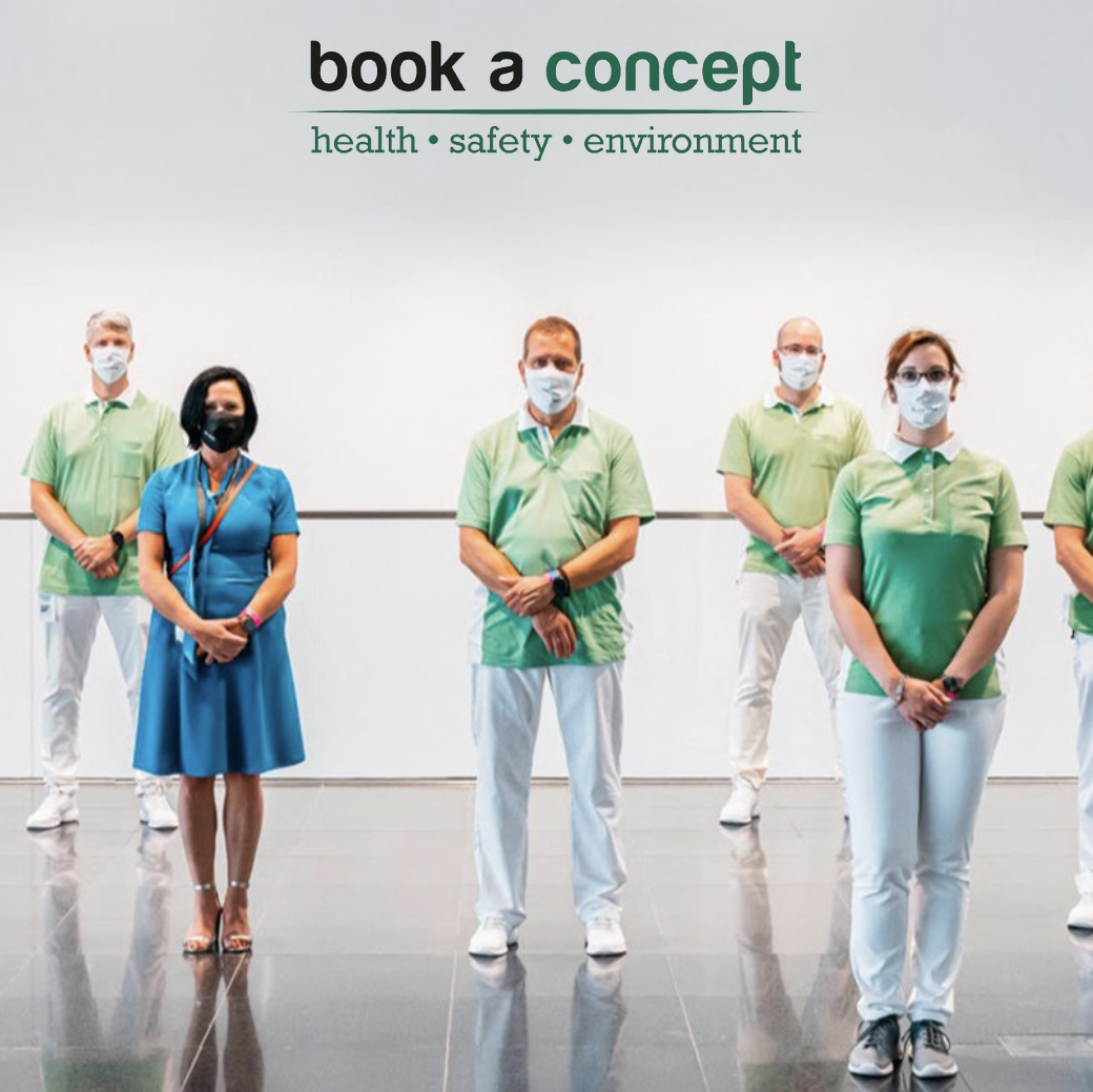 Book a Concept
