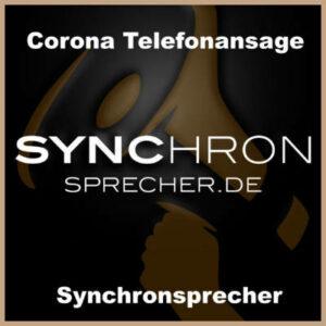 Corona Telefonansage