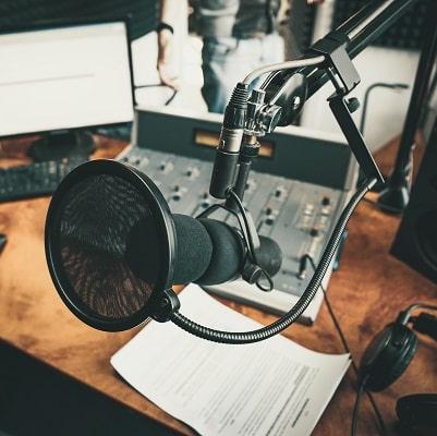 Synchronsprecher Radio
